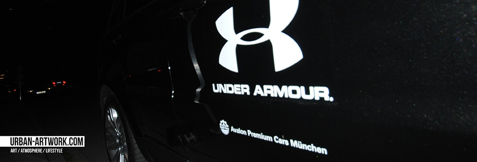 UNDER ARMOUR LAUNCH EVENT am 23.07.2015 in München