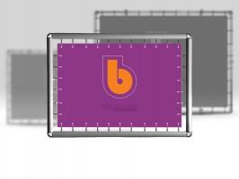 Beispielbild Bannerrahmen Basic