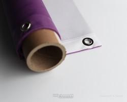 Beispielbild selbst gestaltete Gerüstbanner