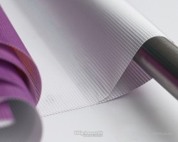 Beispielbild PVC Meshbanner